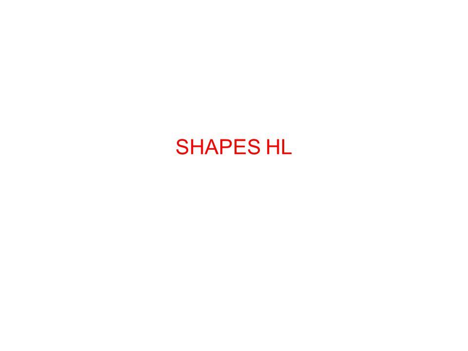 SHAPES HL