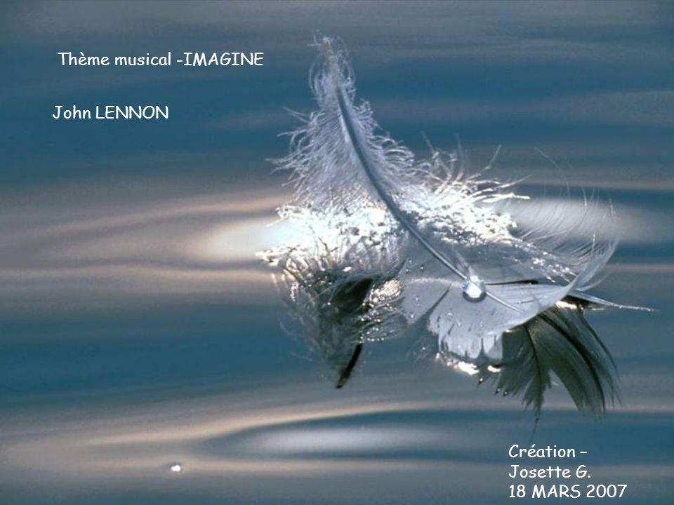 Thème musical -IMAGINE