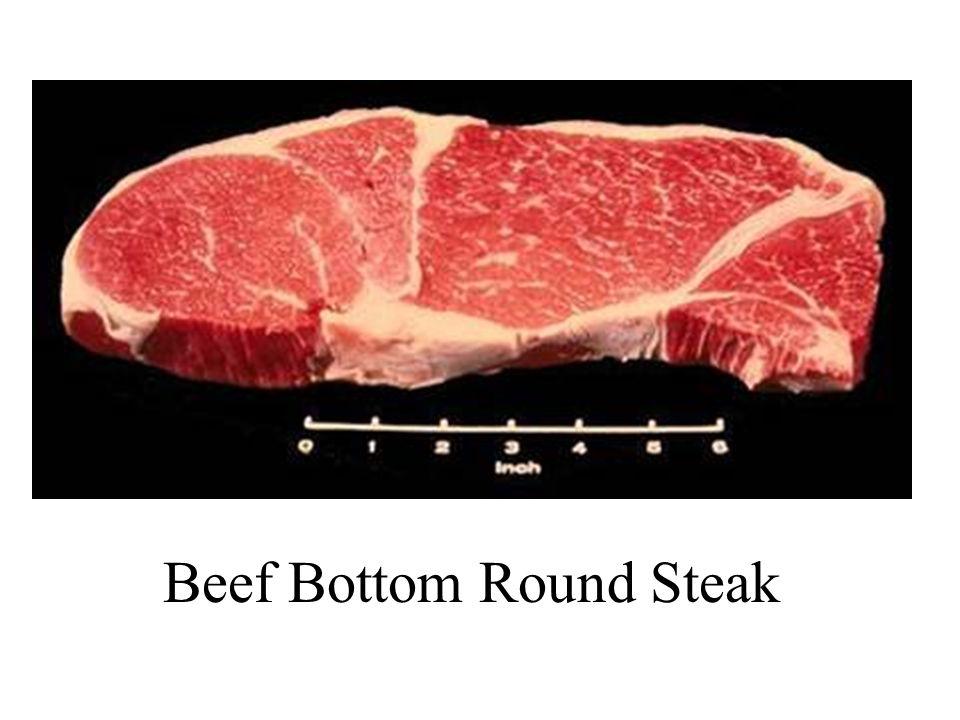 Beef Bottom Round Steak
