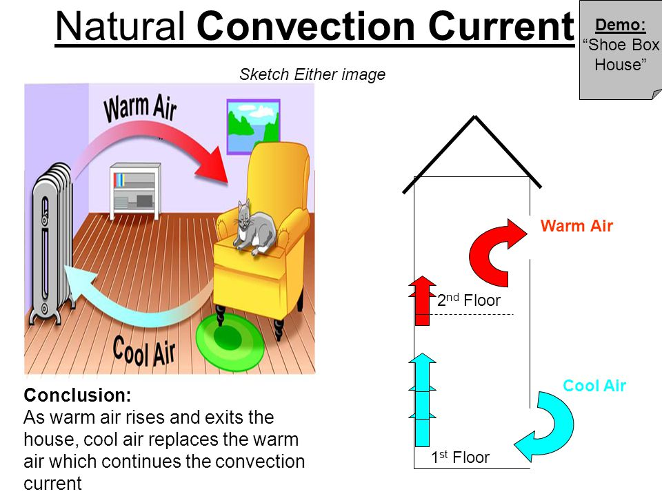 Natural Convection Current