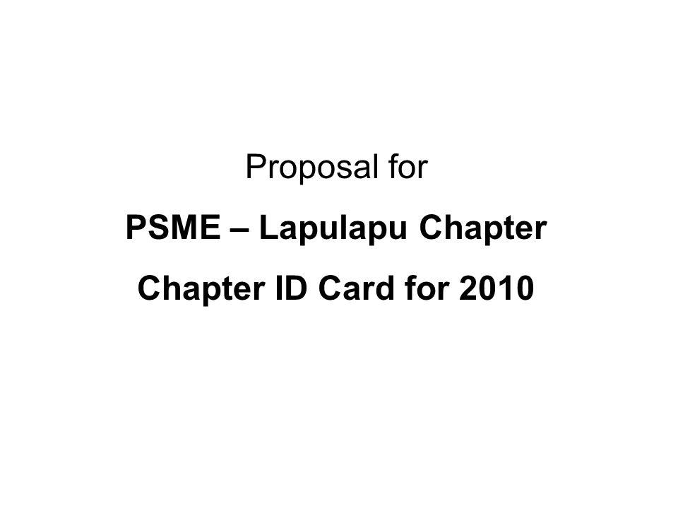 PSME – Lapulapu Chapter