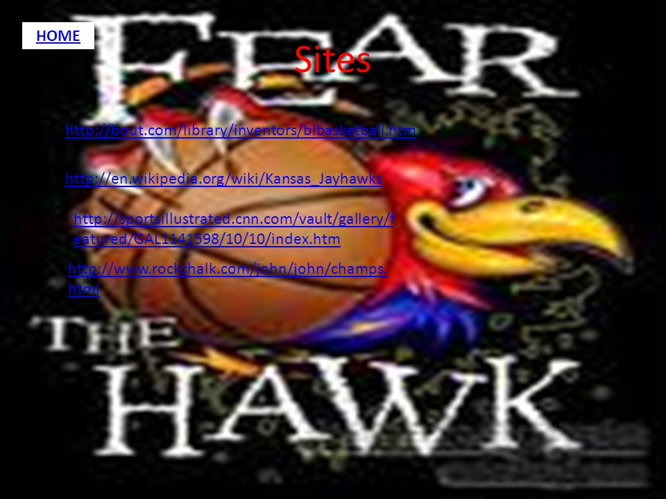 Sites HOME http://bout.com/library/inventors/blbasketball.htm
