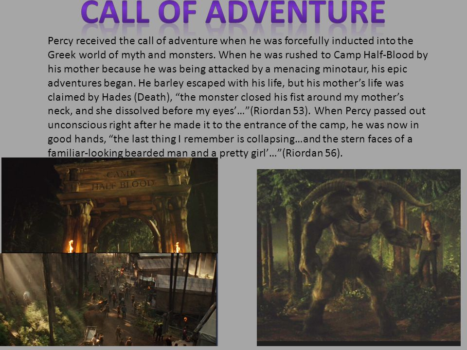 Call of Adventure