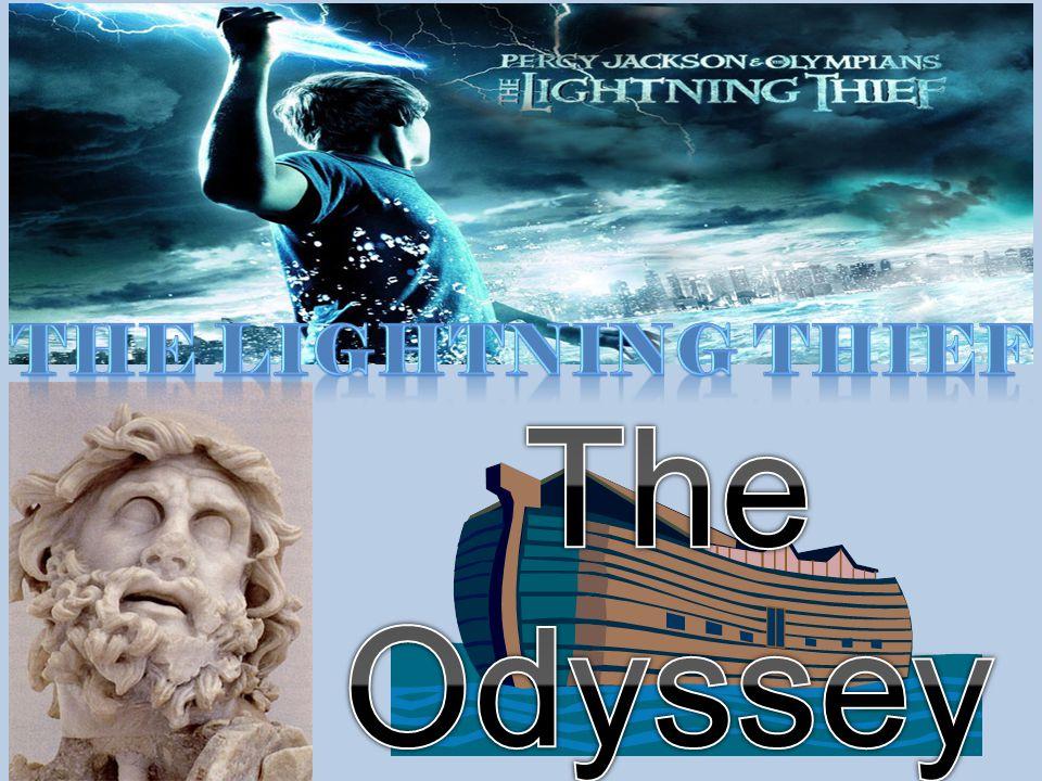The Lightning Thief The Odyssey