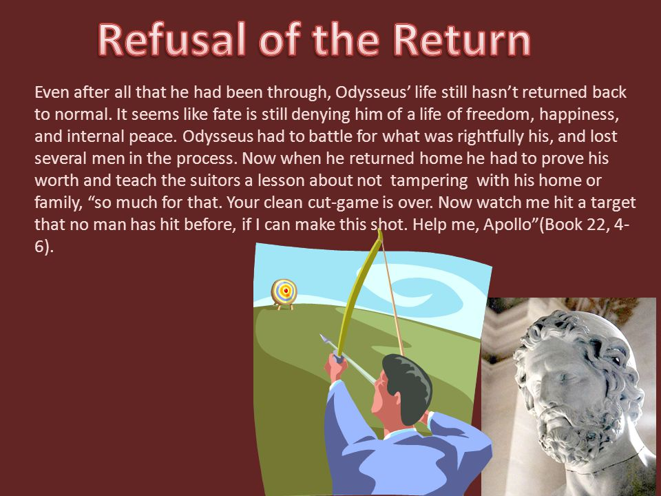 Refusal of the Return