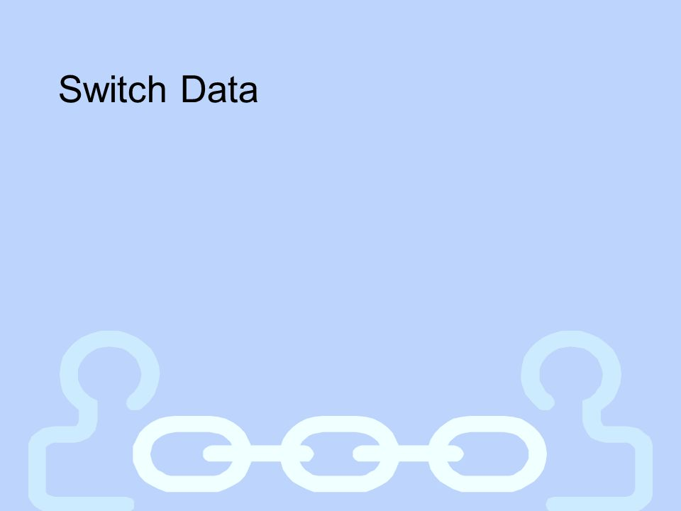 Switch Data Talk about How do you know it, How can you show it book from WATI site