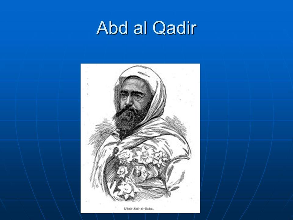 Abd al Qadir