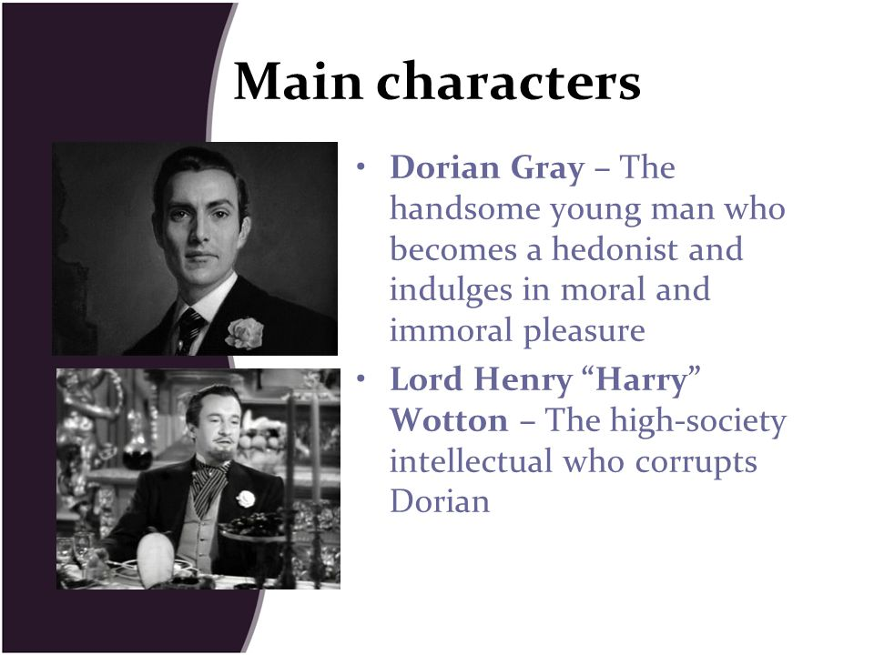 an analysis of the downfall of dorian and basil in the picture of dorian gray a novel by oscar wilde The picture of dorian gray – oscar wilde – analysis of dorian's downfall basil in wilde's only novel the picture of dorian gray has.