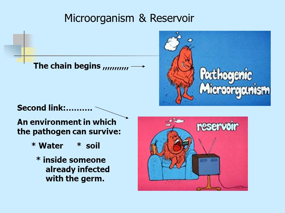 Microorganism & Reservoir