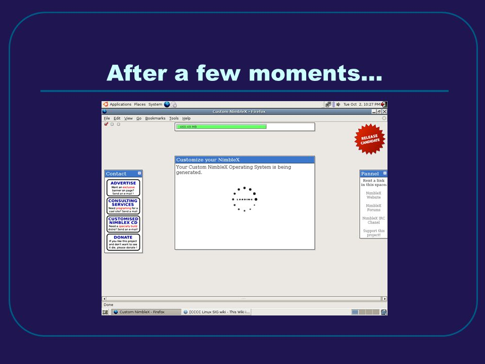 After a few moments…