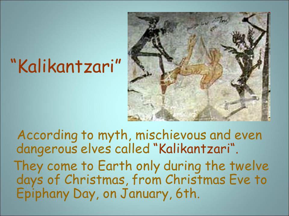 Kalikantzari