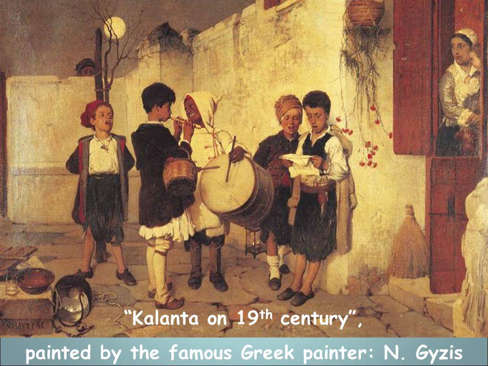 Kalanta on 19th century ,