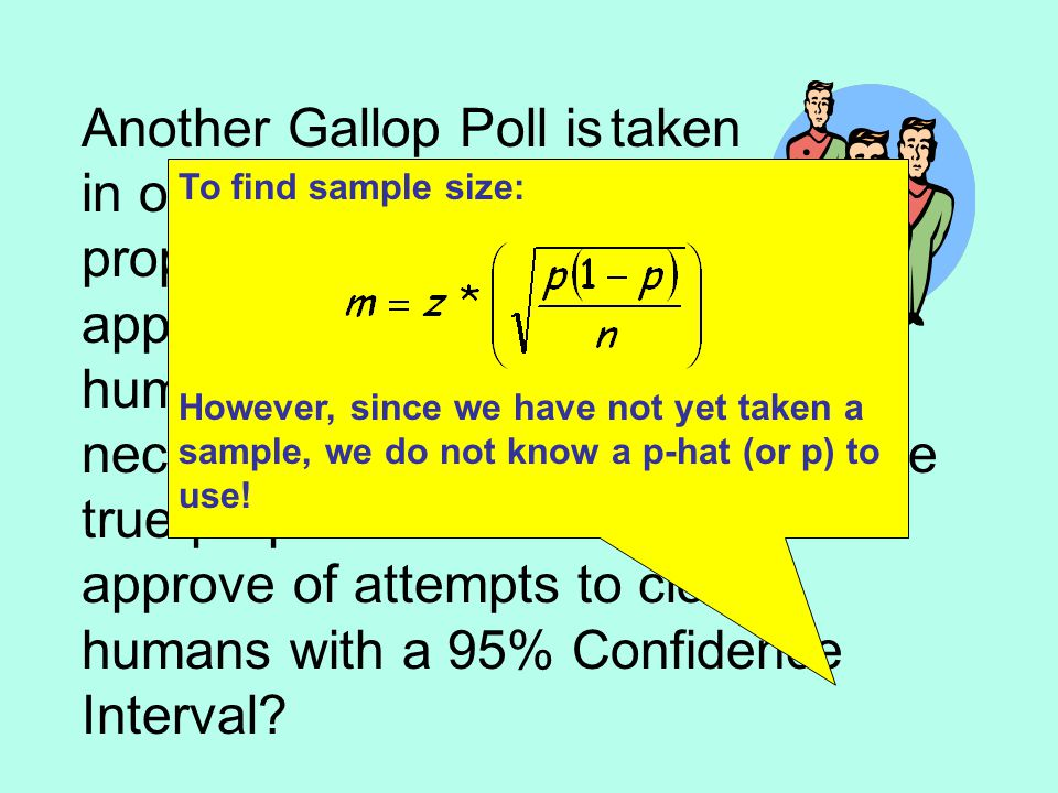 Another Gallop Poll is. taken