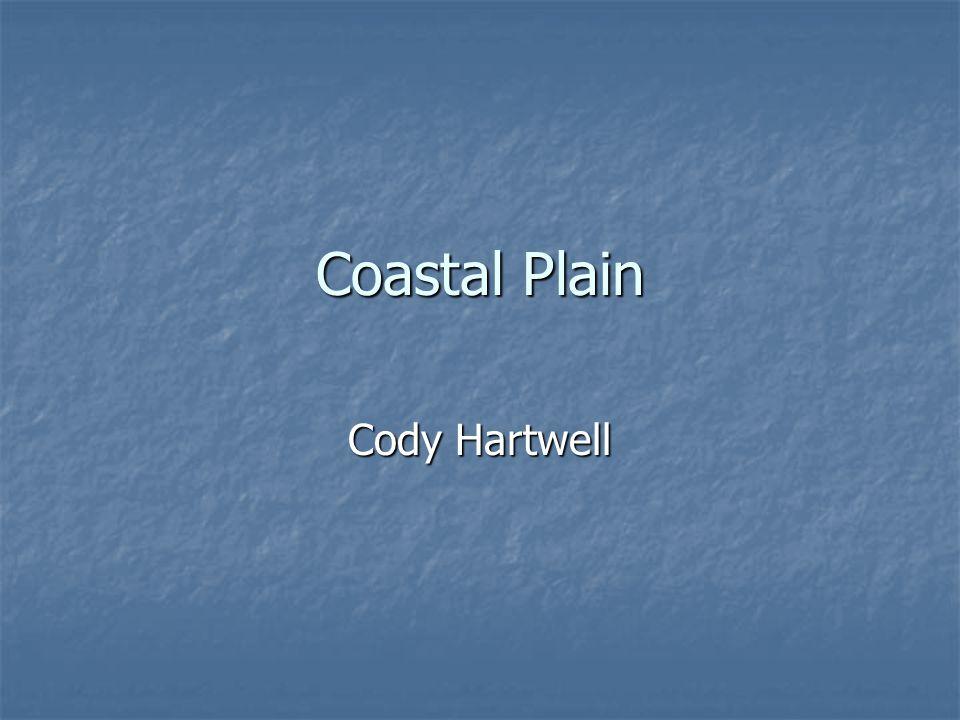 Coastal Plain Cody Hartwell