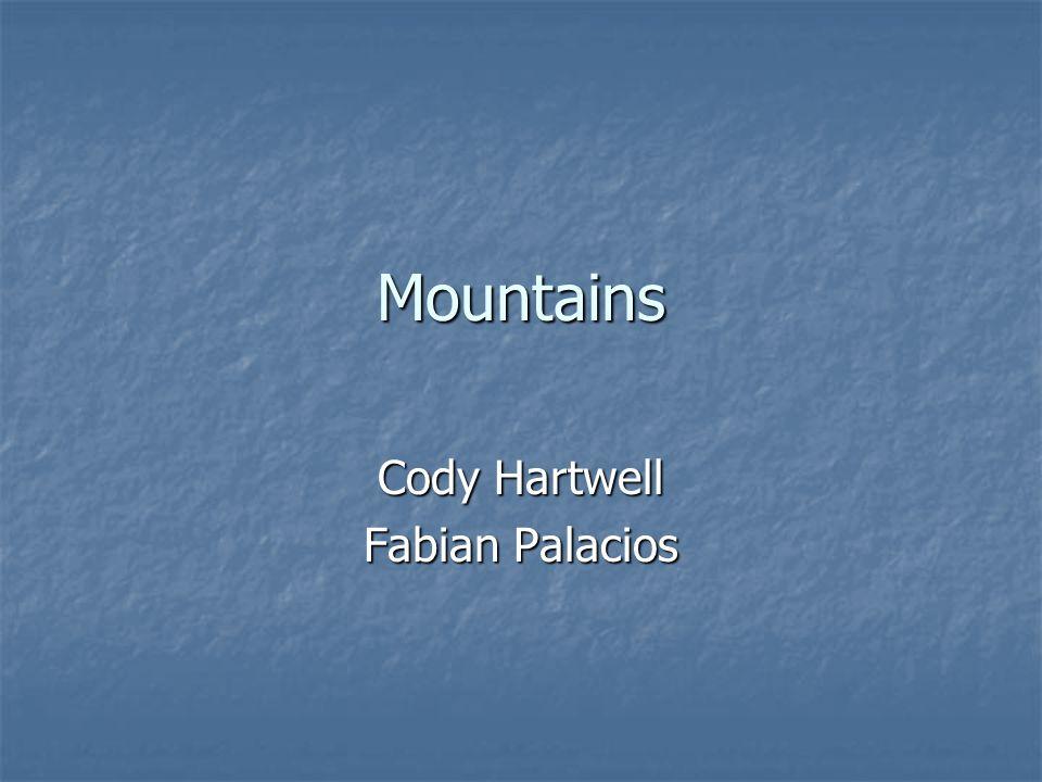 Cody Hartwell Fabian Palacios