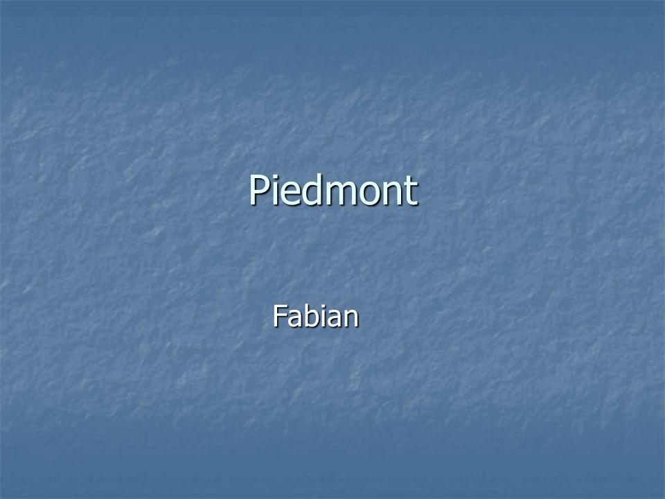 Piedmont Fabian