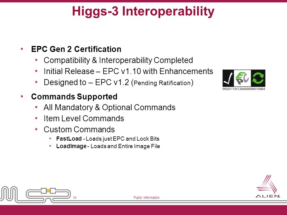 Higgs-3 Interoperability
