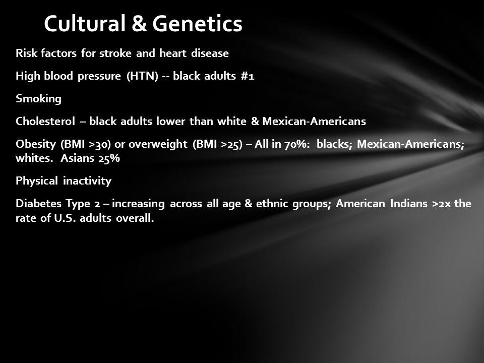 Cultural & Genetics