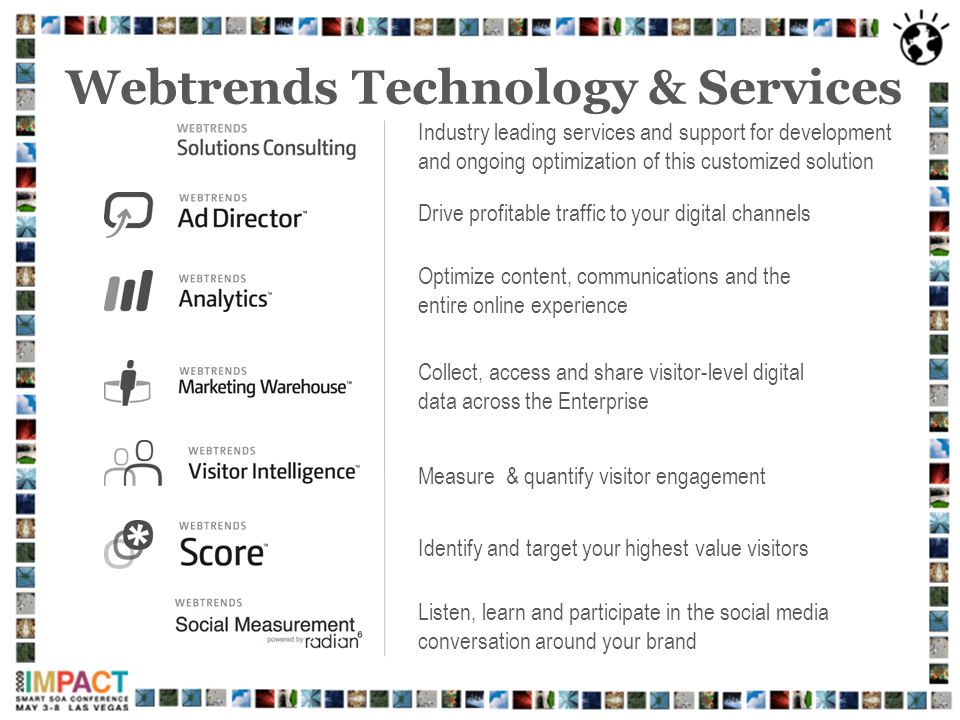Webtrends Technology & Services