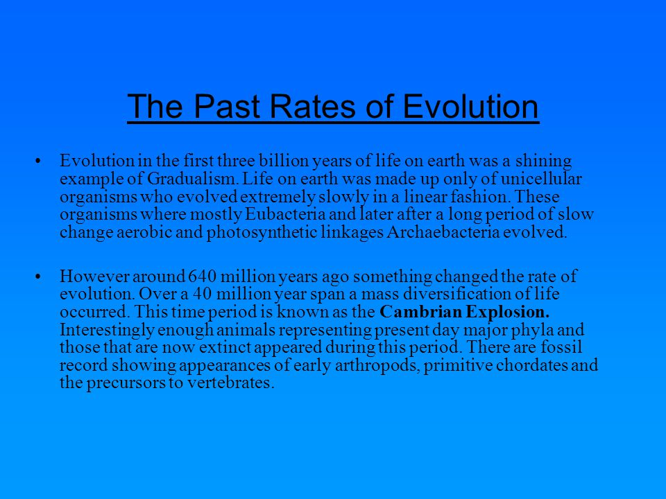 precursors to the theory of evolution What is predictive theory save cancel already exists would you like to merge this question into it merge cancel already exists all this detail is more specific than the theory of evolution, which just says that living things change (so evolution simply predicts change.