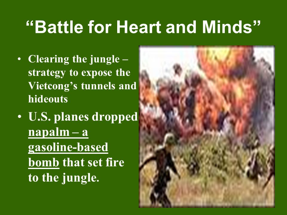 Battle for Heart and Minds