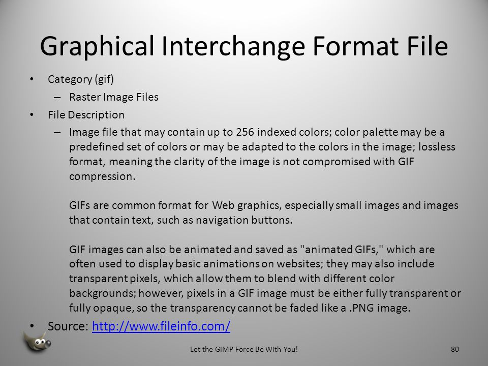 Graphical Interchange Format File