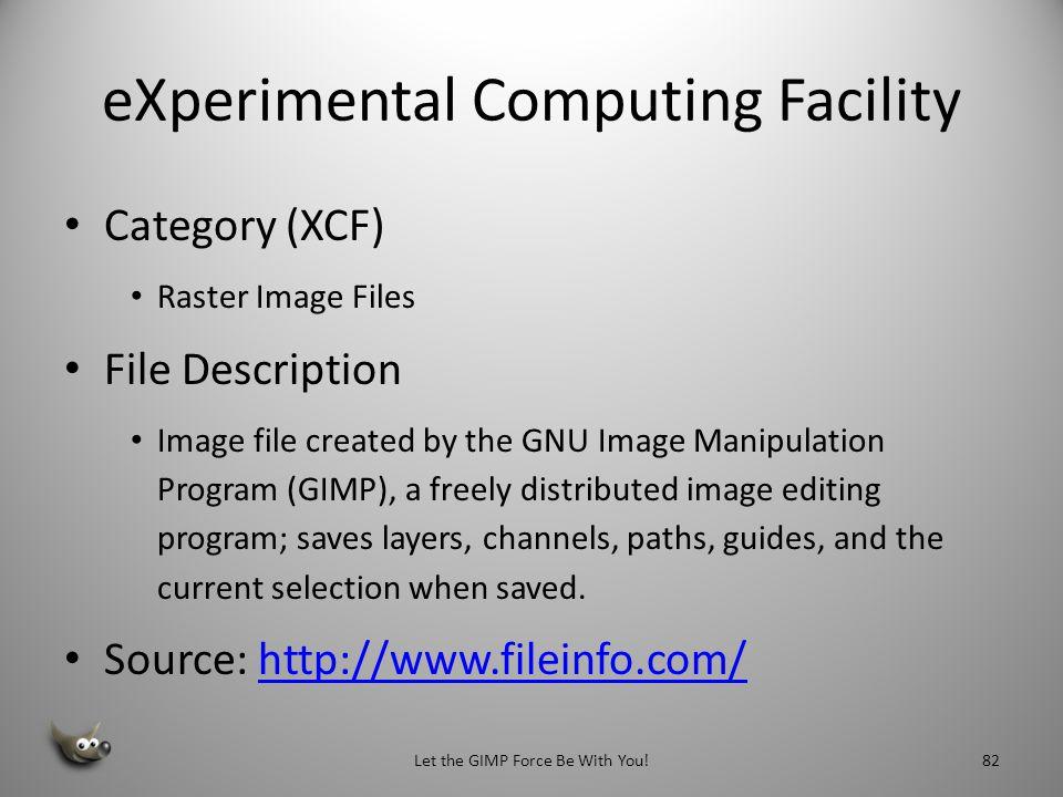 eXperimental Computing Facility