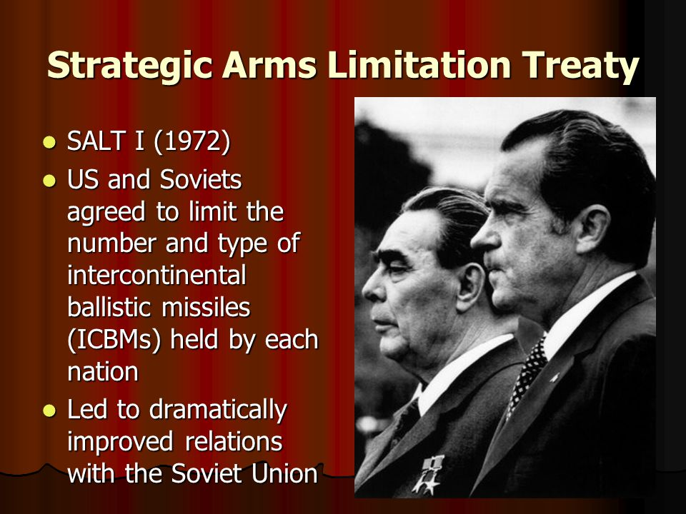Strategic Arms Limitation Treaty
