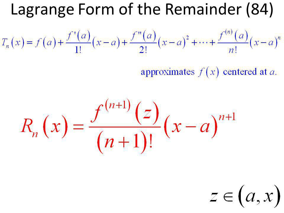 Sum of an Infinite Geometric Series (80) - ppt video online download