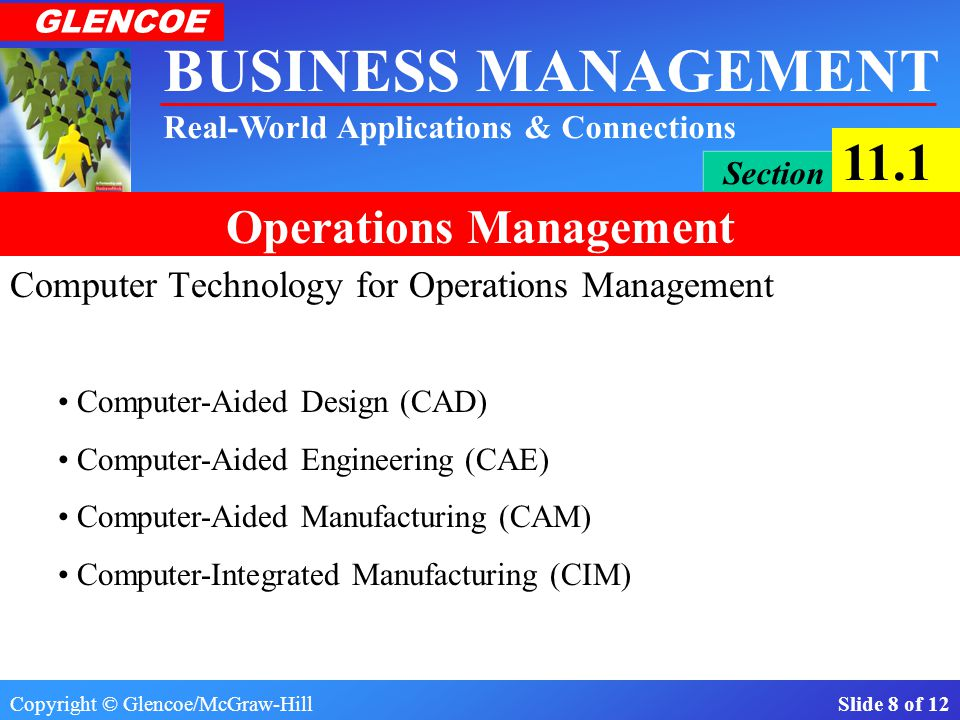 Computer Technology for Operations Management