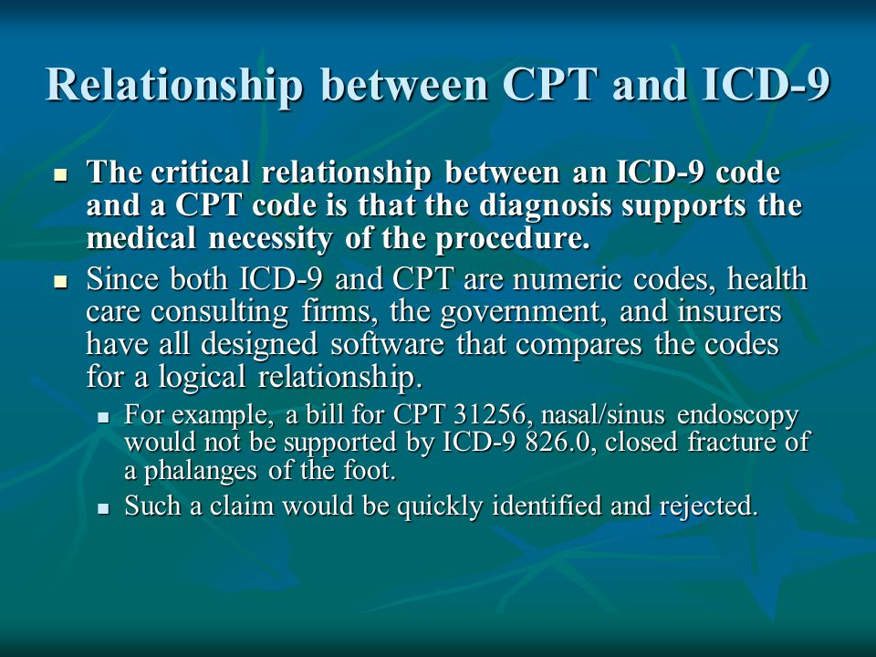 icd-9  cpt  e u0026m coding documentation and compliance