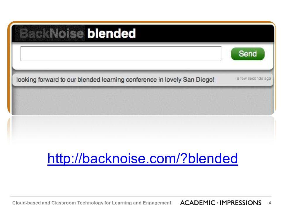 http://backnoise.com/ blended