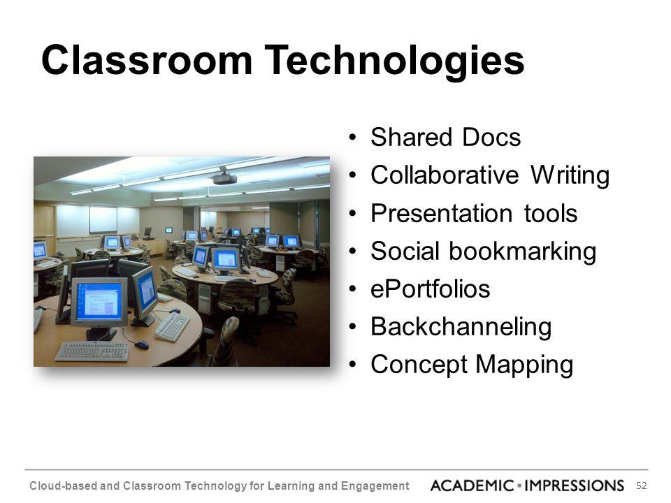 Classroom Technologies