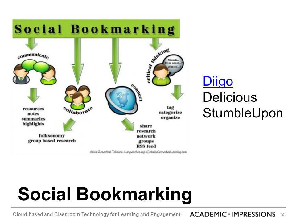 Social Bookmarking Diigo Delicious StumbleUpon
