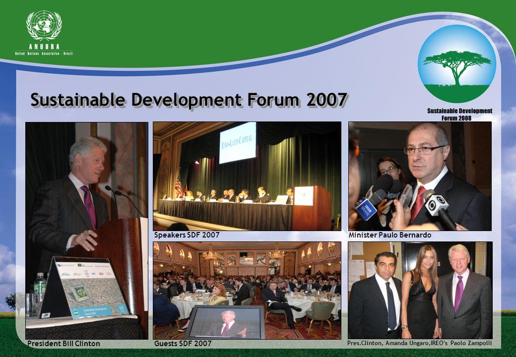 Sustainable Development Forum 2007
