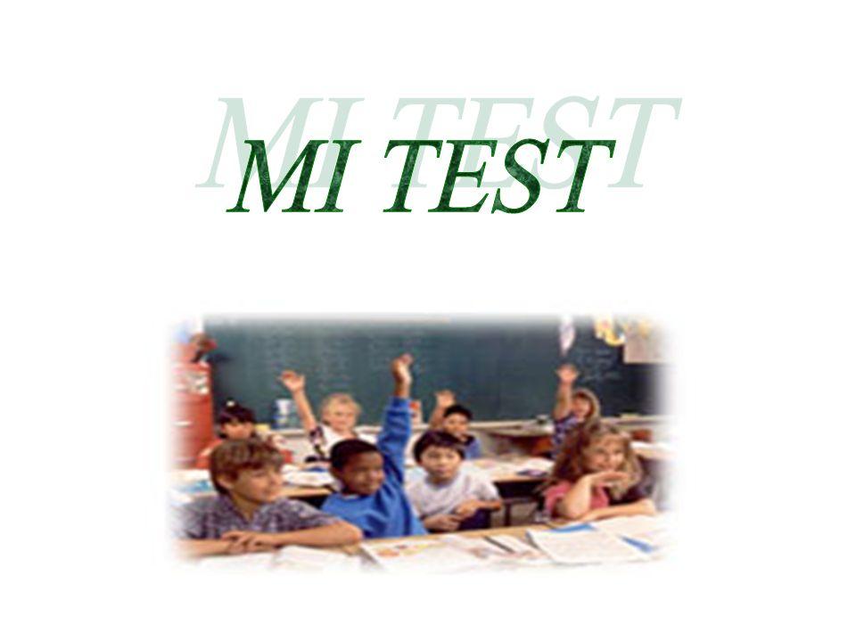 MI TEST