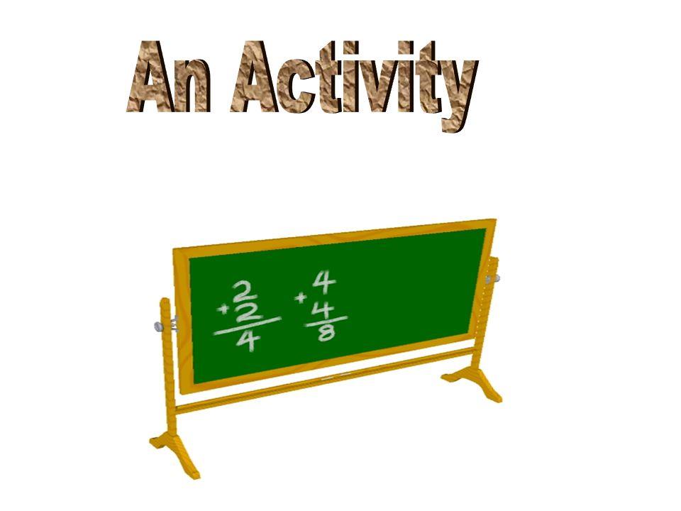 An Activity