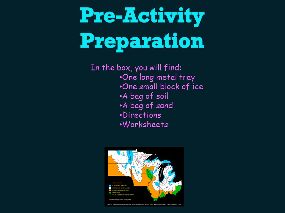 Pre-Activity Preparation