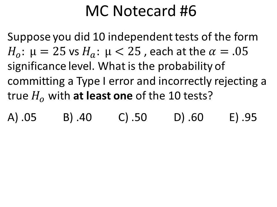 MC Notecard #6