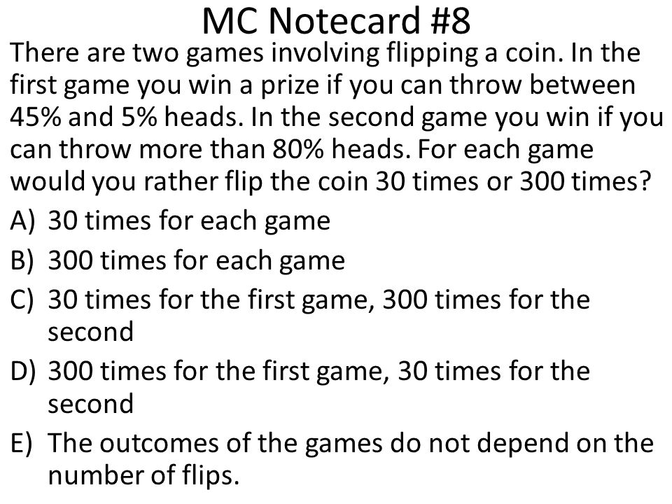 MC Notecard #8