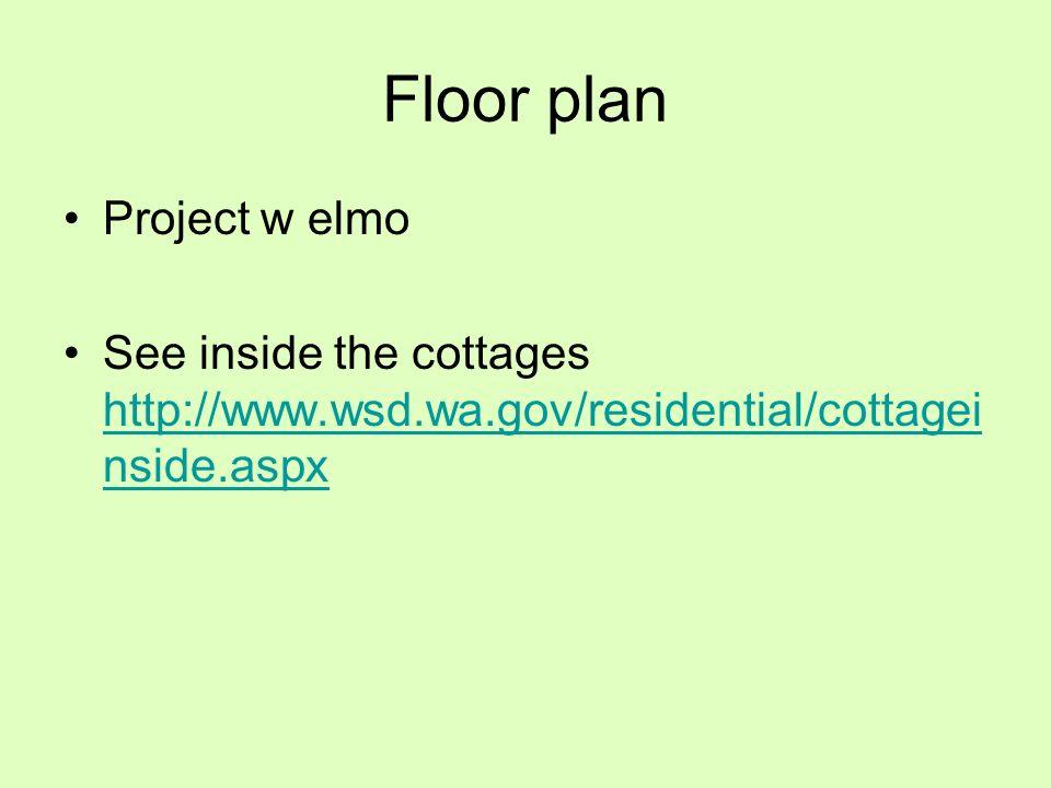 Floor plan Project w elmo