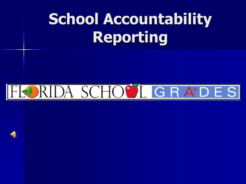 School Accountability Reporting