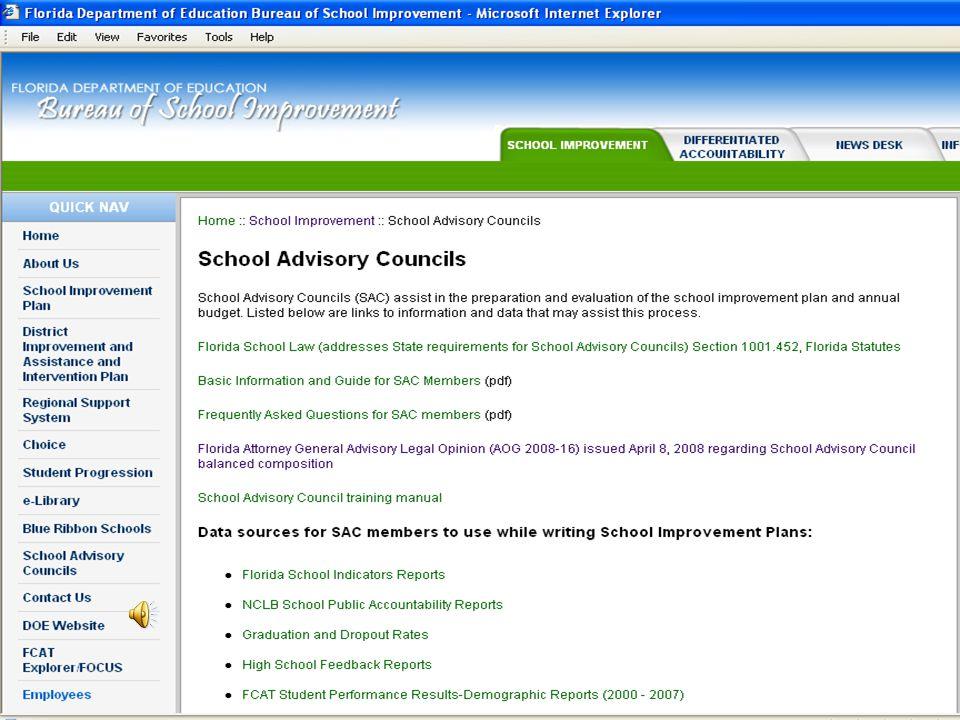 Bureau of School Improvement