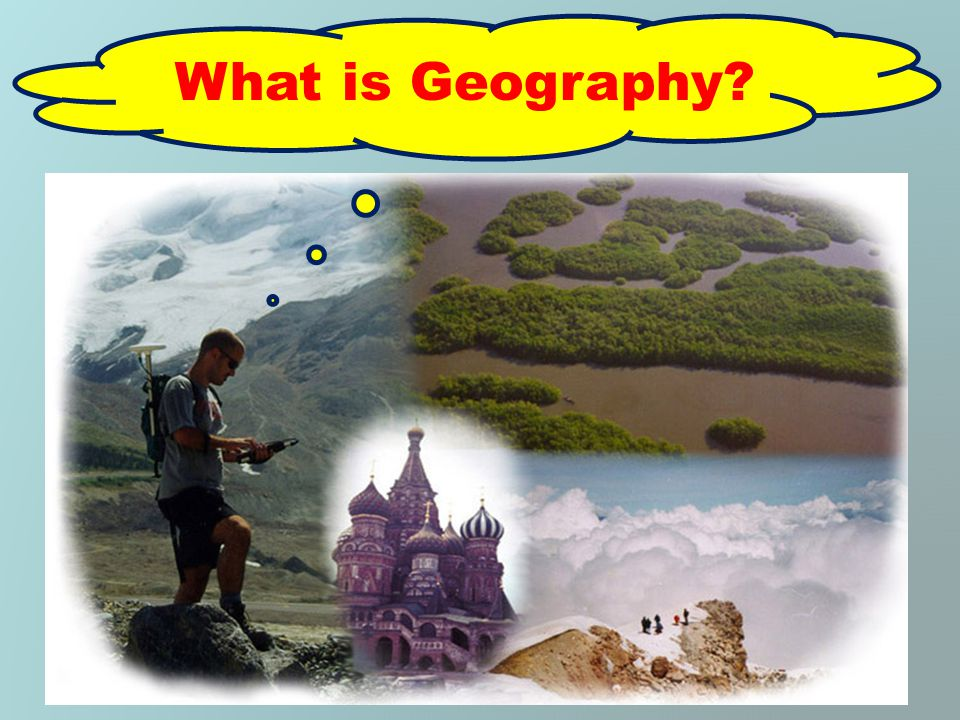 What is Geography
