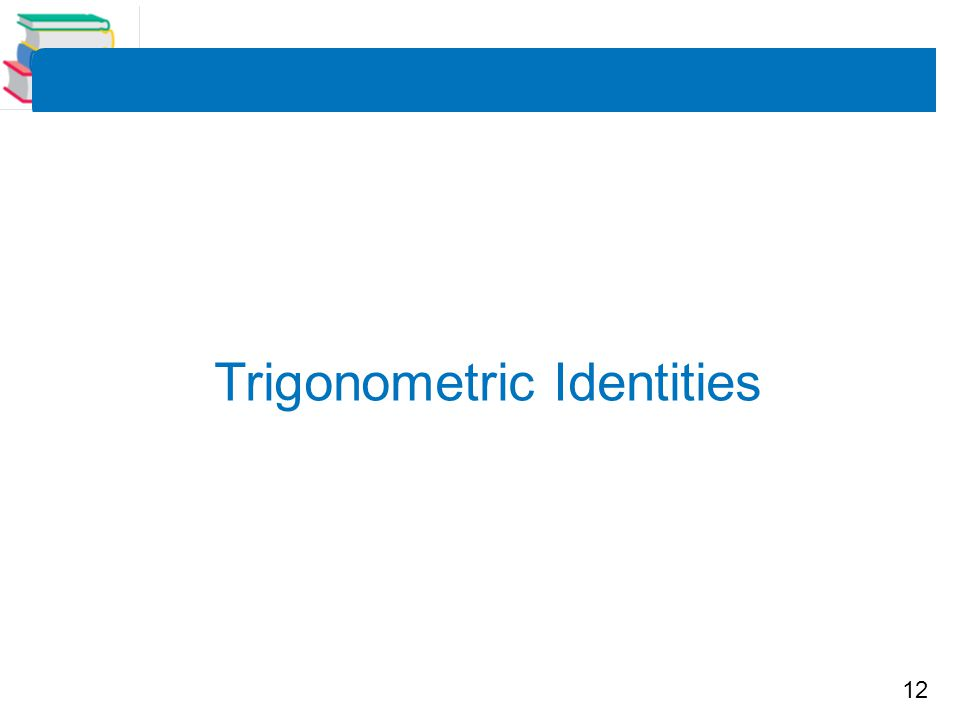 Trigonometric Identities