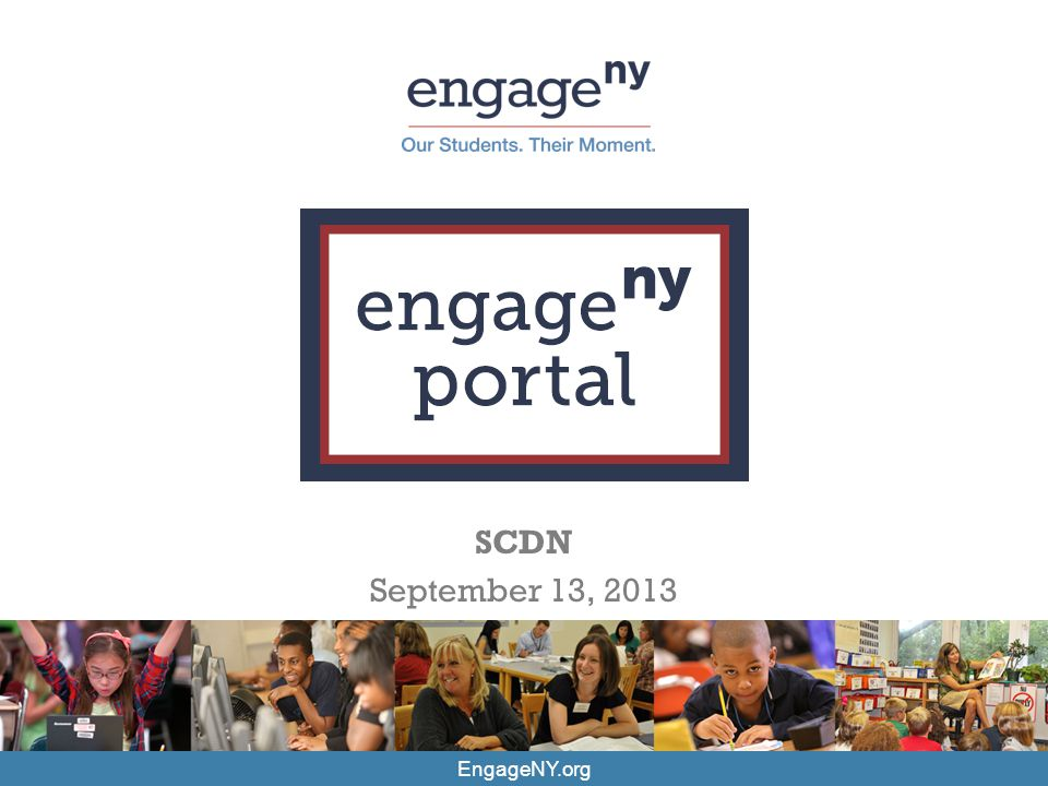 EngageNY Portal Introduction
