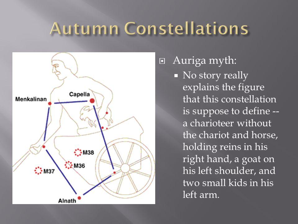 Autumn Constellations
