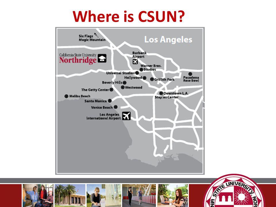 Where is CSUN