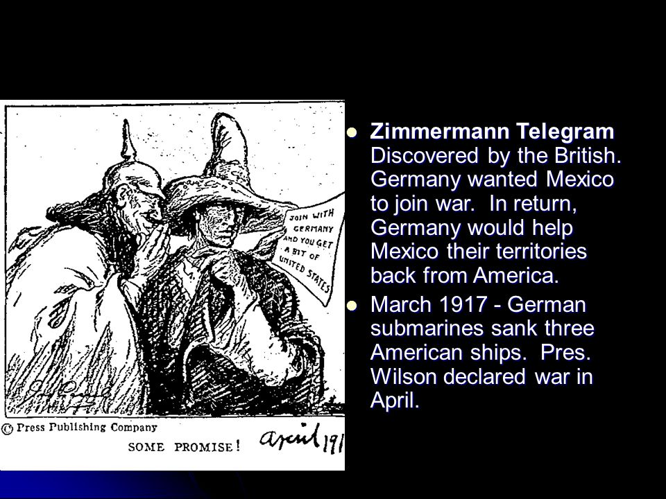Zimmermann Telegram Discovered by the British