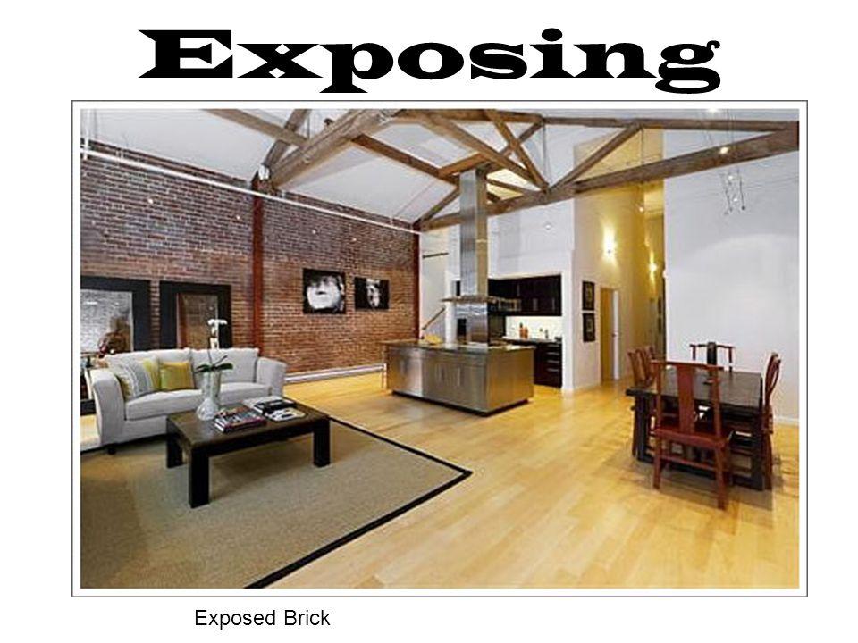 Exposing Exposed Brick